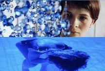 Blue / Azul. The color of Magic.