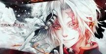 """D Gray man / """"A path is something you create as you walk it. The ground you've trodden hardens, and that's what forms your path. You're the only one who can create your own path."""""""