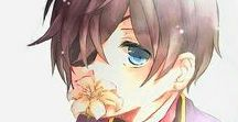 """Black Butler / """"How sad it would be, if laughter should disappear."""""""