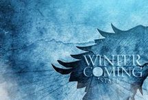 """Got: Winter is Coming / """"The man who passes the sentence should swing the sword."""""""