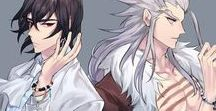 """Noblesse / """"Silence. You have no right to even utter my name. Much less.. the right to look at me."""""""