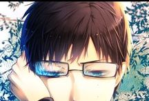 """Ao no Exorcist / """"The best way to succeed is to use your own abilities to the fullest."""""""