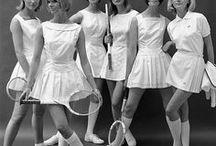 Vintage - Retro Tennis / Vintage Tennis, Retro Tennis, #vintagetennis, #retrotennis