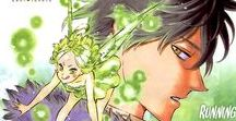 """Black Clover / """"I'm not stopping. I'm not moving. I'm not giving up!!!"""""""