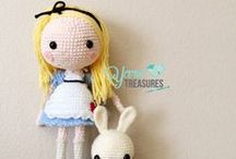 Amigurumi cute overload / For anyone who love Amigurumi and Share your cute amigurumi that we found on the web .Want to join? follow me and this board  so I can invite you. Please email me at mt_girl4366@hotmail.com