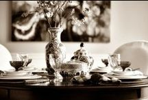 Table Setting / by Pat Freymuth