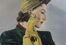 the 40's / Vintage Inspiration - The 40's
