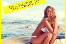 Long Island ~New York Airbrush Tan Love❤️ / All about spray Tanning..Check out our website to find out more about Our studio and mobile tanning  on Long Island www.water2moontans.net / by Water2Moon Spray Tanning