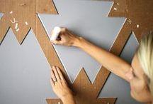 ..::DIY::.. / Gettin' crafty. / by Jennifer Eve Ann
