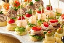 Food - Appetizers / by Sue Sewell