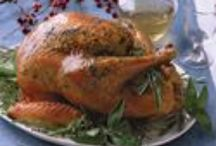 Foods - Turkey and the rest / by Sue Sewell
