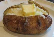 Food - Potatoes / by Sue Sewell