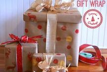 Gift / Wrapping Ideas