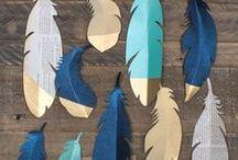 .paper. / Paper craft, paper sculpture