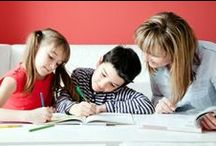 """Homeschool 101 / Tons of excellent ideas for homeschooling, Classrooms, Co-Op's. and Teaching as well as """"at home"""" OT (occupational therapy) and PT (physical therapy)"""
