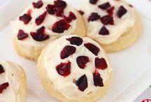 Christmas Cookies / by Brenda Carvalho