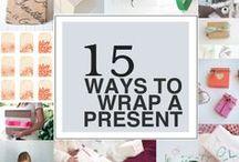 the gift inspiration / gift inspiration, gift ideas