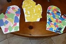 Winter Theme / Teaching Ideas for Preschoolers