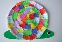 Art for Preschoolers / Teaching Ideas