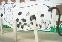 Farm Theme / Teaching Ideas for Preschoolers