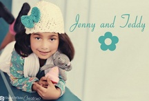 jennyandteddy tutorials / crochet and easy diy tutorial from jennyandteddy.com