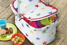 Picnic In The Park / Picnics need rugs like a wasp needs jam. We have everything you need for a relaxing lunch outdoors, we even have a play food wooden picnic set :-) / by Great Little Trading Co