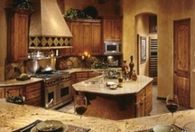 Kitchen / by Holly Ducky