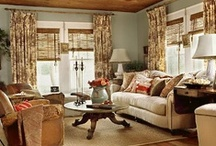 Living/Family Room / by Holly Ducky