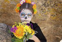 Halloween * Dia De Los Muertos