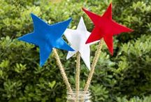 4th of July & Cinco De Mayo / crafts, decor, and recipes - no alcoholic beverages please.