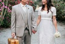 """the """"after-the-wedding day"""" shoot inspiration / Inspiration for doing photos after the big day!"""