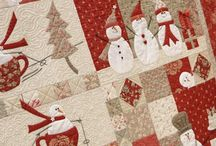 Christmas Quilts and more / by Sue Sewell