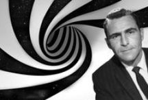 The Twilight Zone / The Greatest Scary show on earth!! / by Diane Palmer