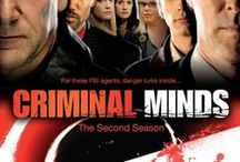 Criminal Minds / One of my favorite shows!! / by Diane Palmer