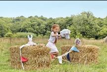 Jumping for joy with hobby horses! / by GLTC
