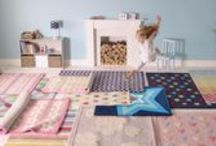 Children's rugs / Our children's rugs create a cosier place for them to play! They're a beautiful addition to family spaces, play rooms or kids bedrooms. All our children's rugs are made from thick wool and many are available in three sizes.