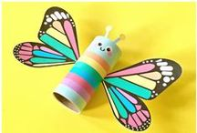 Epic Kids Crafts / crafts for kids, crafts for childrens, kids crafts