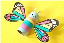 Epic Kids Crafts / crafts for kids, crafts for childrens, kids crafts