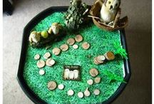 Tuff Spot Trays / Things to do with Tuff Spot Trays