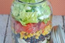 Food - Salads/Dressings / by Sue Sewell