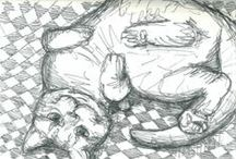 Kim Monster - Sketchbook