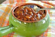 Food - Beans,Chili / by Sue Sewell