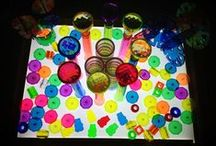 Collages, Mandalas & Light