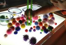 Light Table Fine Motor