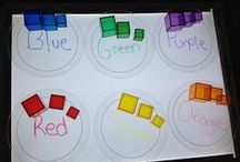 Light Table Colors/Shapes