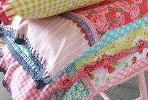 Sew-Pillows and Pillowcases / by Sue Sewell