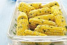 Food - Corn / by Sue Sewell