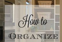 Genius Organizing Ideas