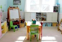 Homeschool Rooms / #homeschoolrooms #homeschoolroom