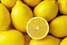 Lemons <3 / I LOVE LEMONS!  - Lemon recipes, uses for lemons, a little of lemon this and a little of lemon that!  No adult beverages please.
